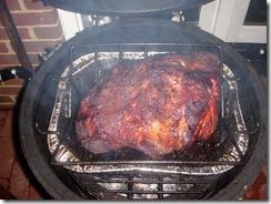 Finished Pork Butt