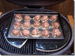 Cooked Meatballs on Primo
