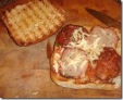 Finished Meatball Sub